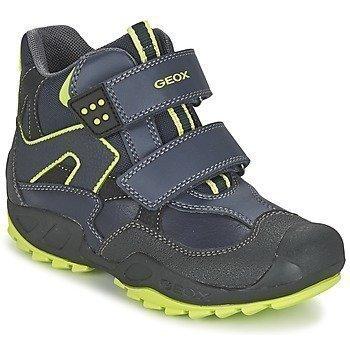 Geox NEW SAVAGE BOY korkeavartiset kengät