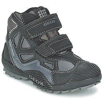 Geox SAVAGE B korkeavartiset kengät