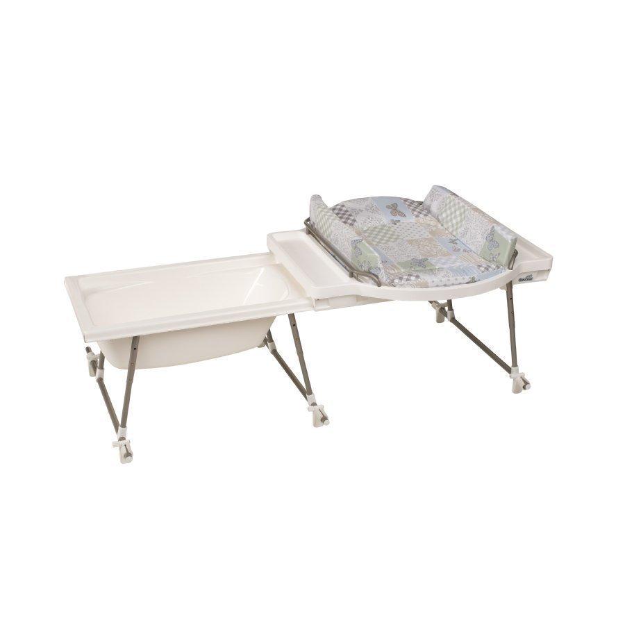 Geuther Aqualino Hoitopöytä Kylpyamme Yhdistelmä 004 Tilkut