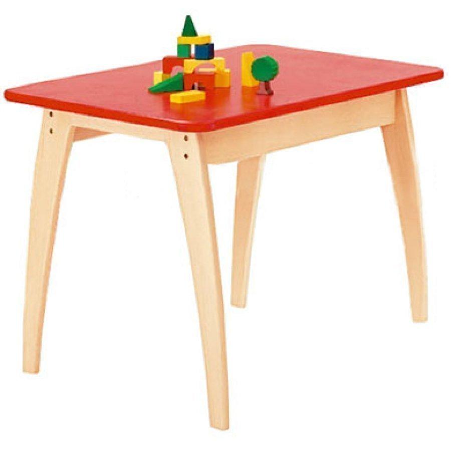 Geuther Bambino Lasten Pöytä Punainen 2620