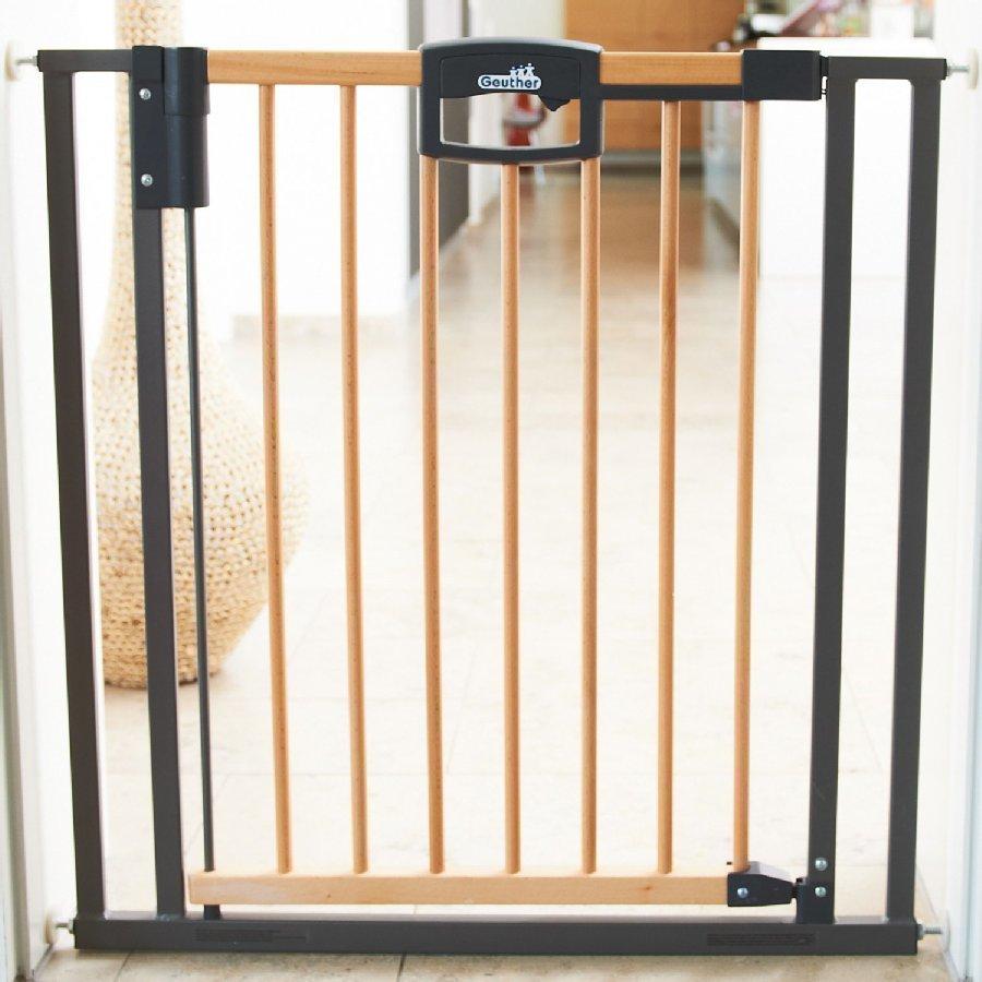 Geuther Easylock Wood Turvaportti 68 76 Cm 2791