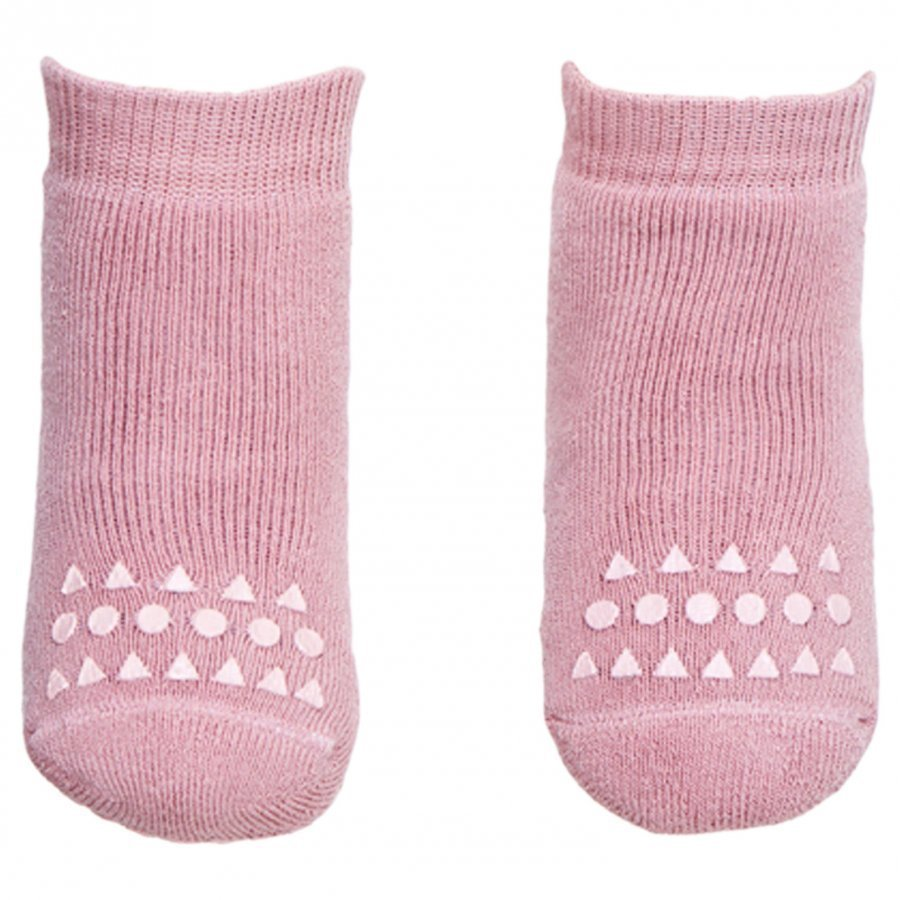 Gobabygo Socks Dusty Rose Sukat