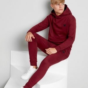 Good For Nothing Essential Fleece Track Pants Punainen
