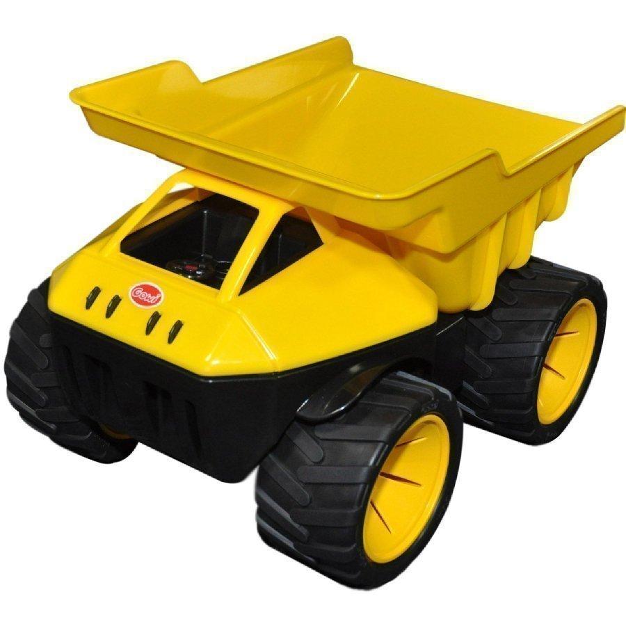 Gowi Jättiauto Keltainen / Musta