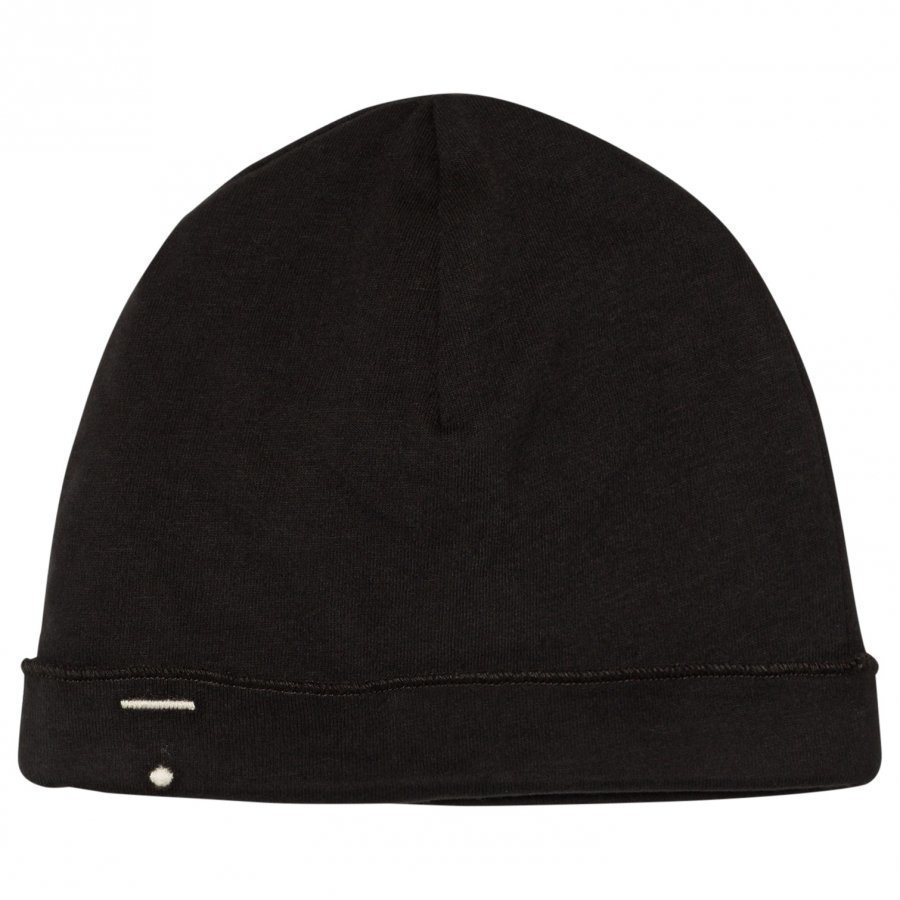 Gray Label Baby Beanie Nearly Black Pipo