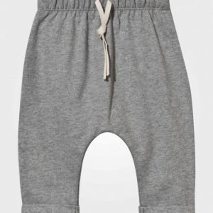 Gray Label Baby Pant Grey Melange Housut