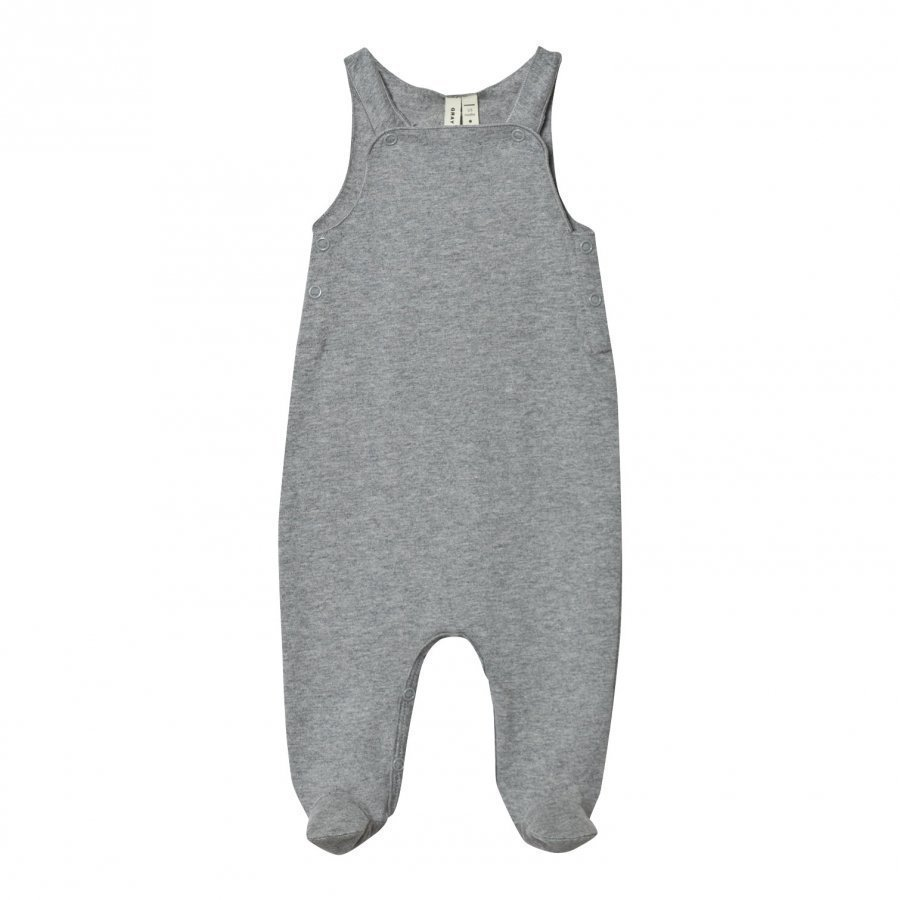 Gray Label Baby Sleeveless Suit Grey Melange Body