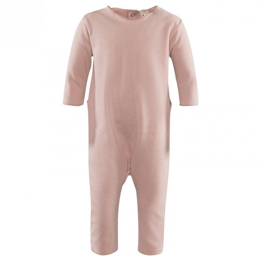 Gray Label Babysuit Vintage Pink Body