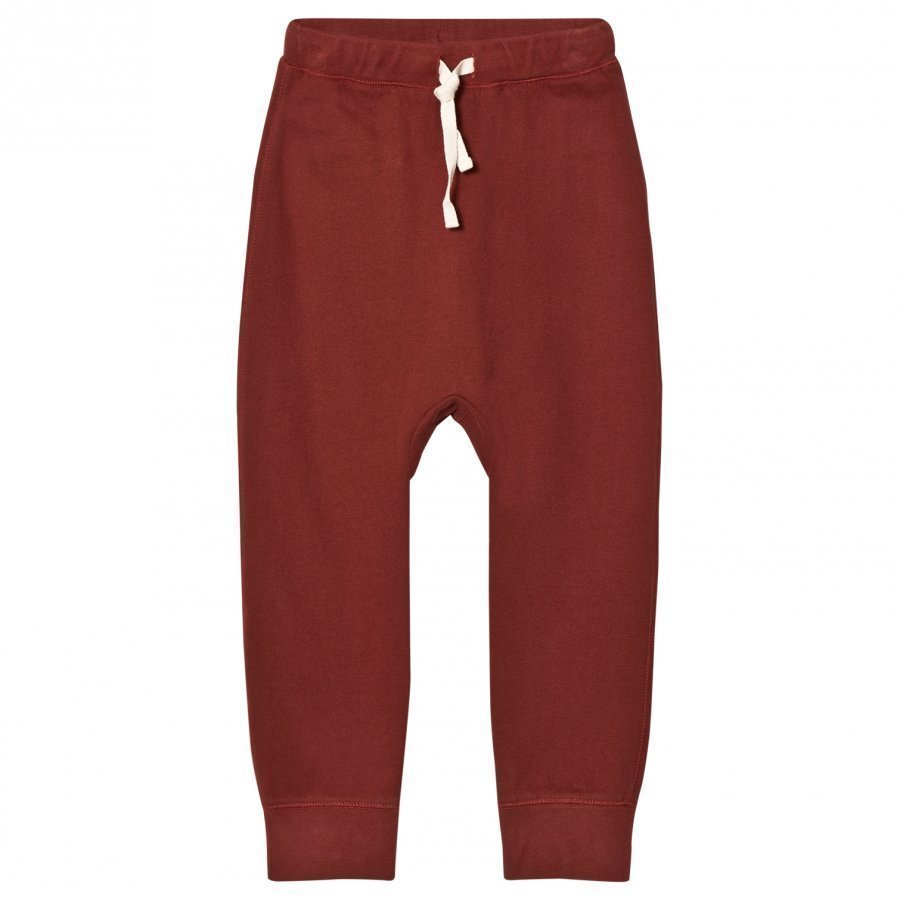 Gray Label Baggy Pant Seamless Burgundy Verryttelyhousut