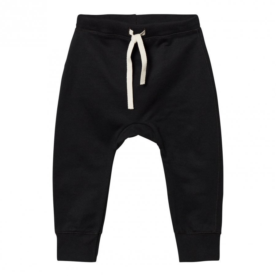 Gray Label Baggy Pant Seamless Nearly Black Verryttelyhousut