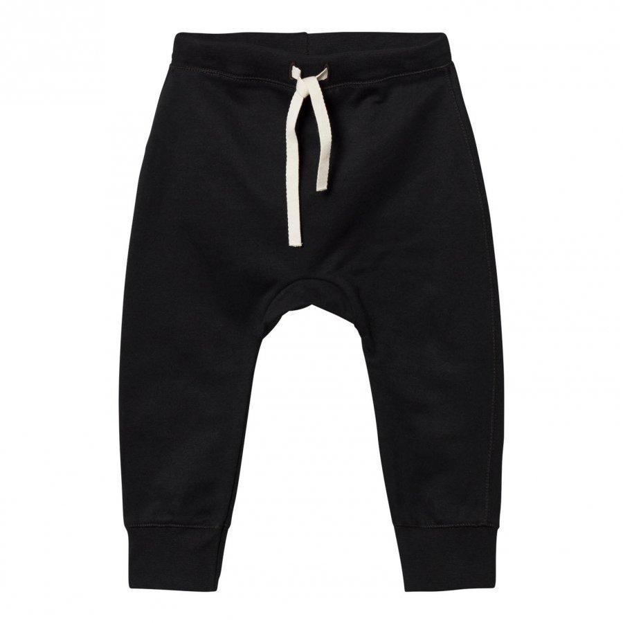 Gray Label Baggy Pant Seamless Nearly Black Verryttelyhousut