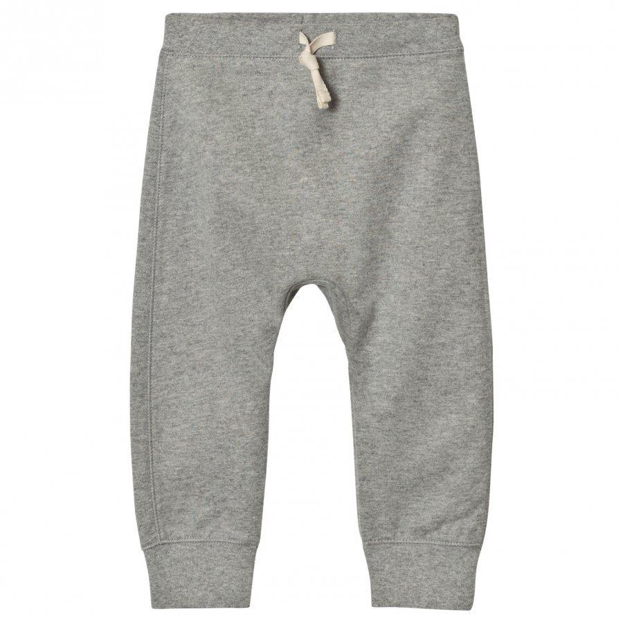 Gray Label Baggy Pants Seamless Grey Melange Verryttelyhousut