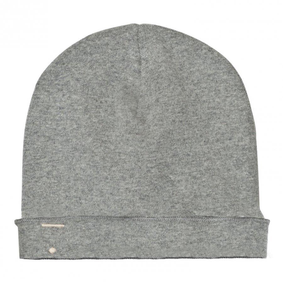 Gray Label Beanie Grey Melange Pipo