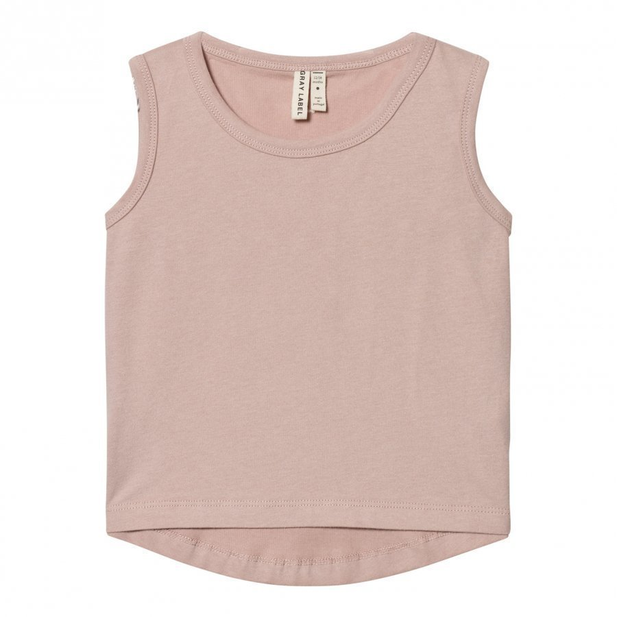 Gray Label Classic Tank Top Vintage Pink Liivi
