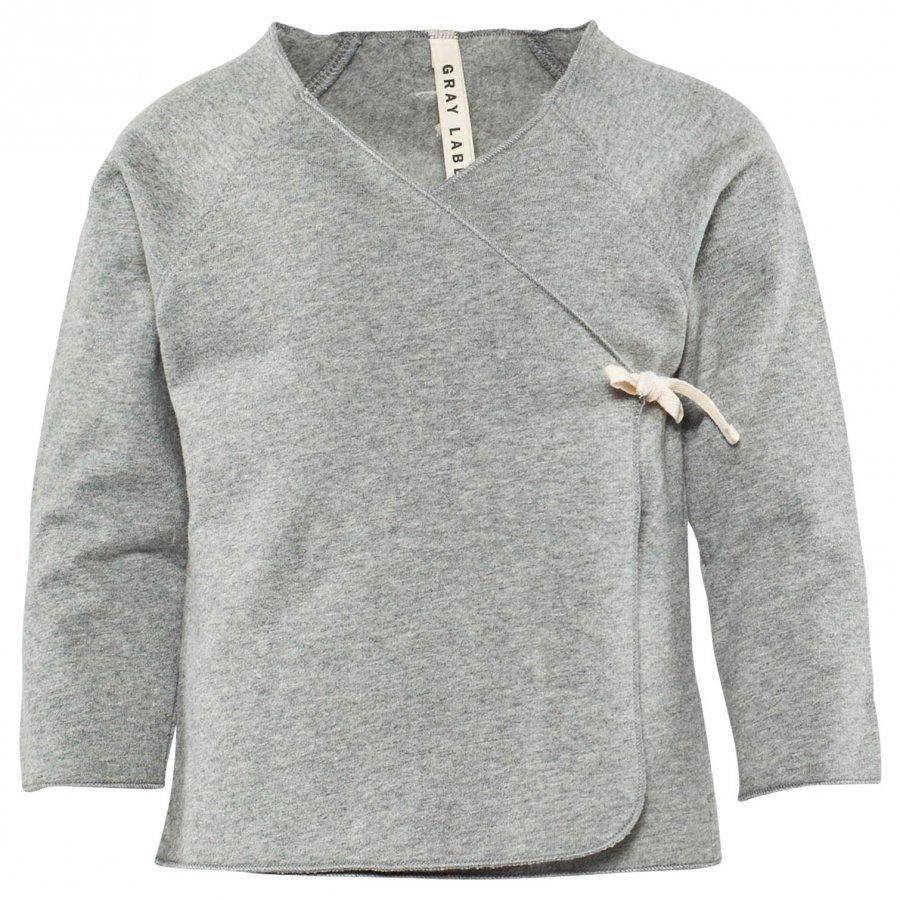 Gray Label Crossovertop Pitkähihainen T-Paita
