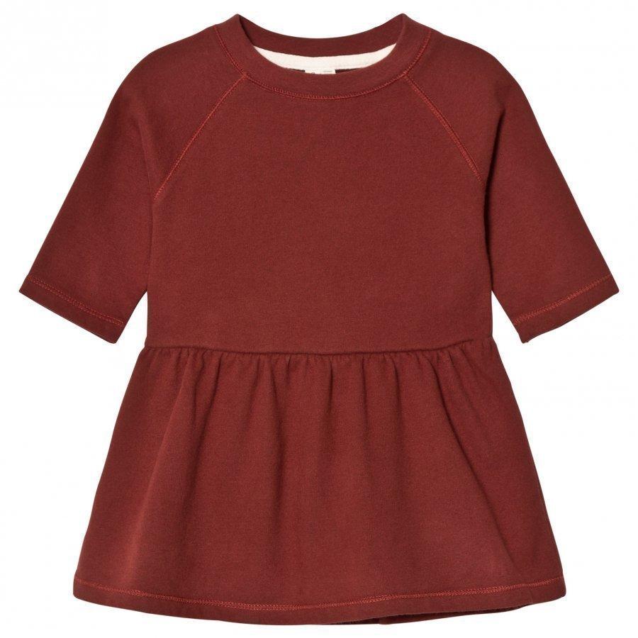 Gray Label Dress Burgundy Mekko