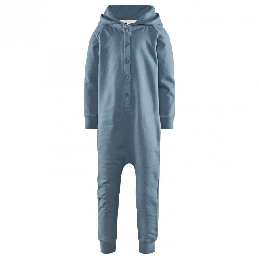 Gray Label Hooded Jumpsuit Denim Potkupuku