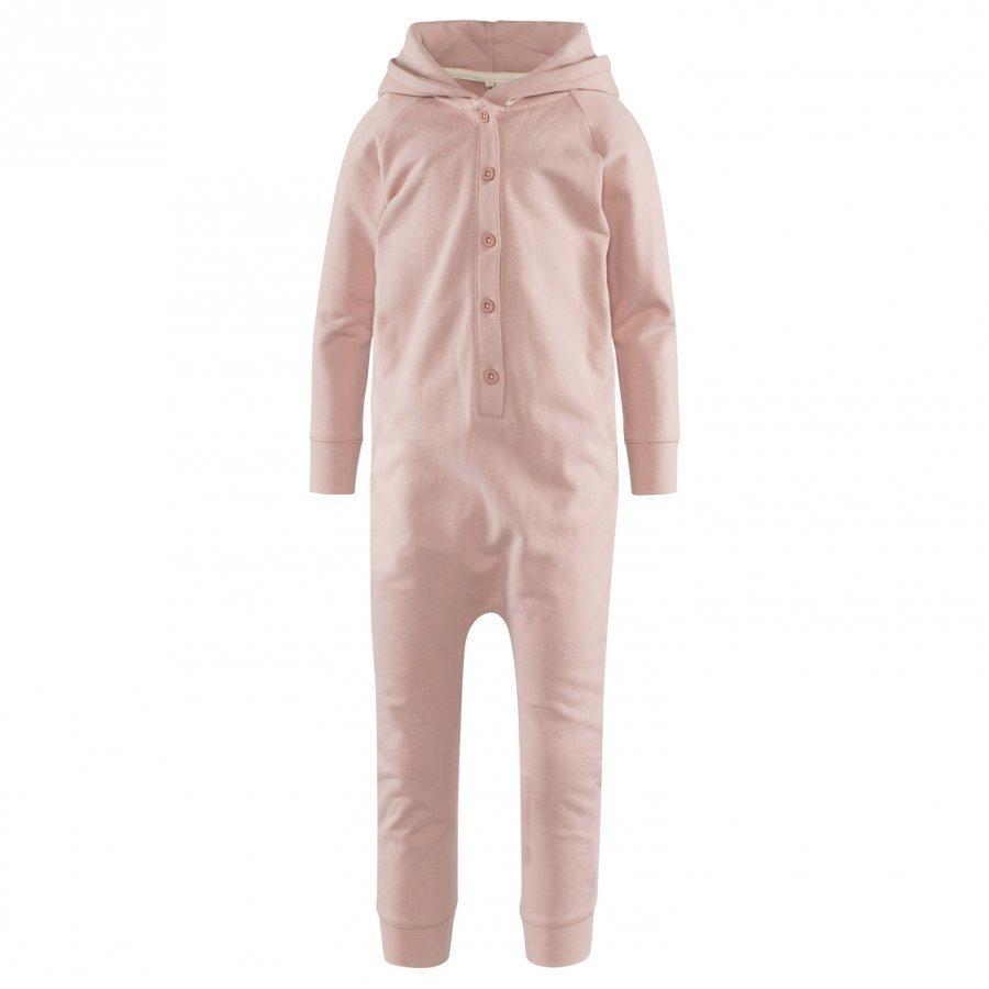 Gray Label Hooded Jumpsuit Vintage Pink Potkupuku