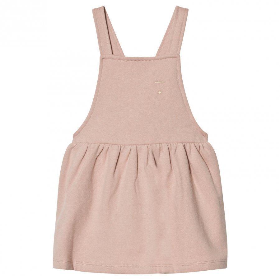 Gray Label Pinafore Dress Vintage Pink Mekko
