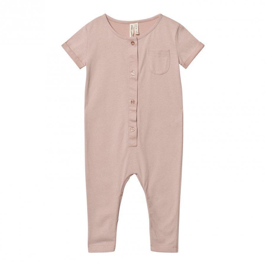 Gray Label Playsuit Vintage Pink Potkupuku