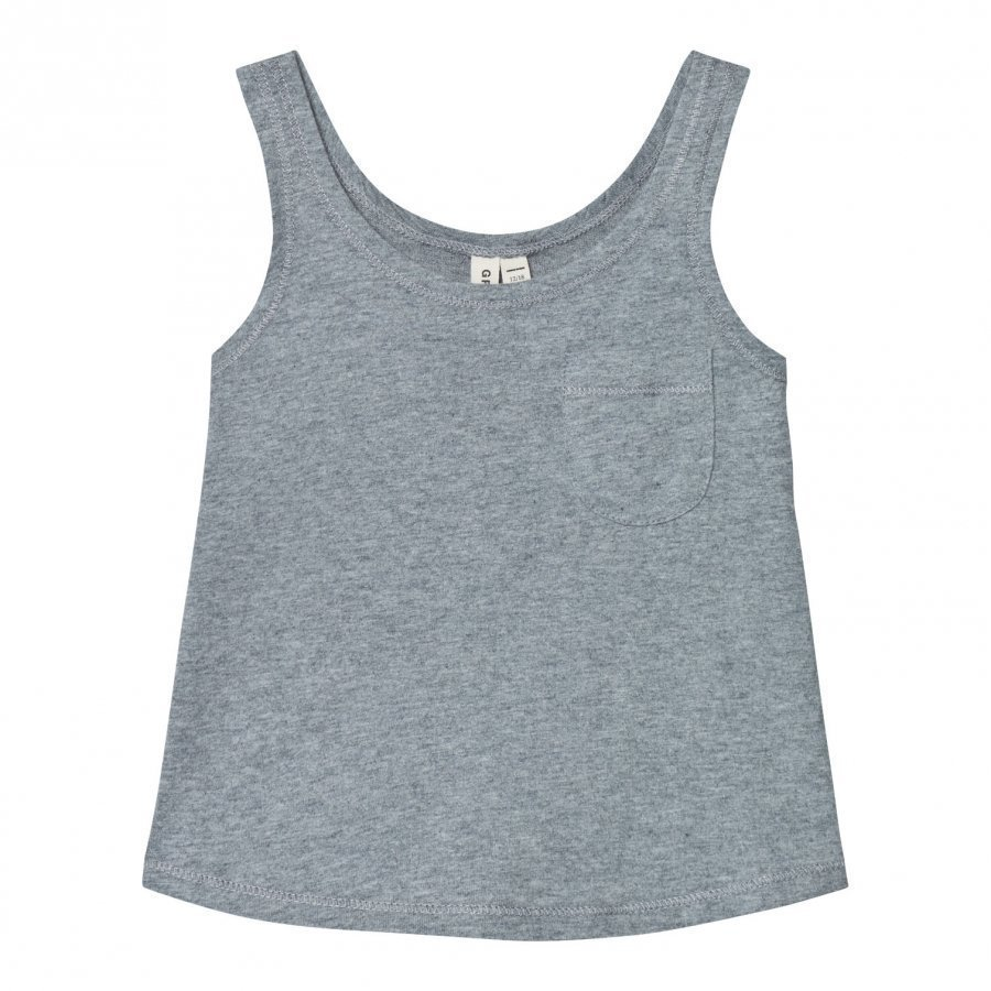 Gray Label Summer Tank Top Grey Melange Liivi
