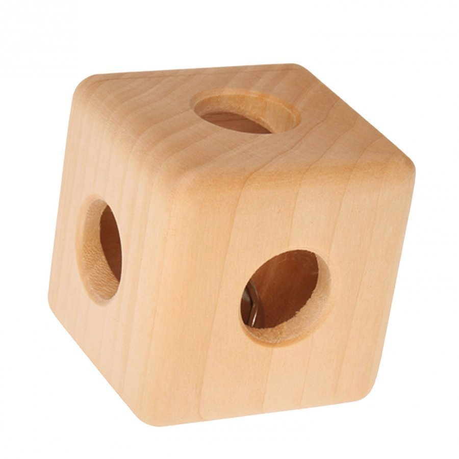 Grimms Grasping Toy Cube Helistin