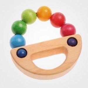 Grimms Grasping Toy Rainbow Boat Aktiviteettilelu