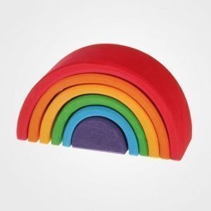 Grimms Small Rainbow Toy Vetolelu