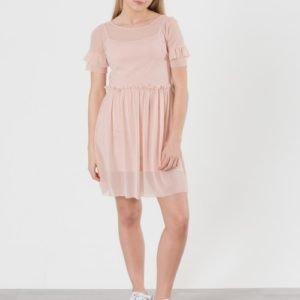 Grunt Akarm Dress Mekko Vaaleanpunainen