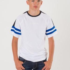 Grunt Alexander Tee T-Paita Valkoinen