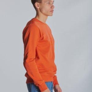 Grunt Nuud Sweat Neule Oranssi