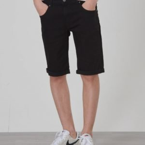 Grunt Space Black Shorts Shortsit Musta
