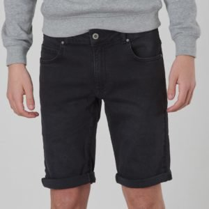 Grunt Space Dk. Grey Shorts Shortsit Harmaa