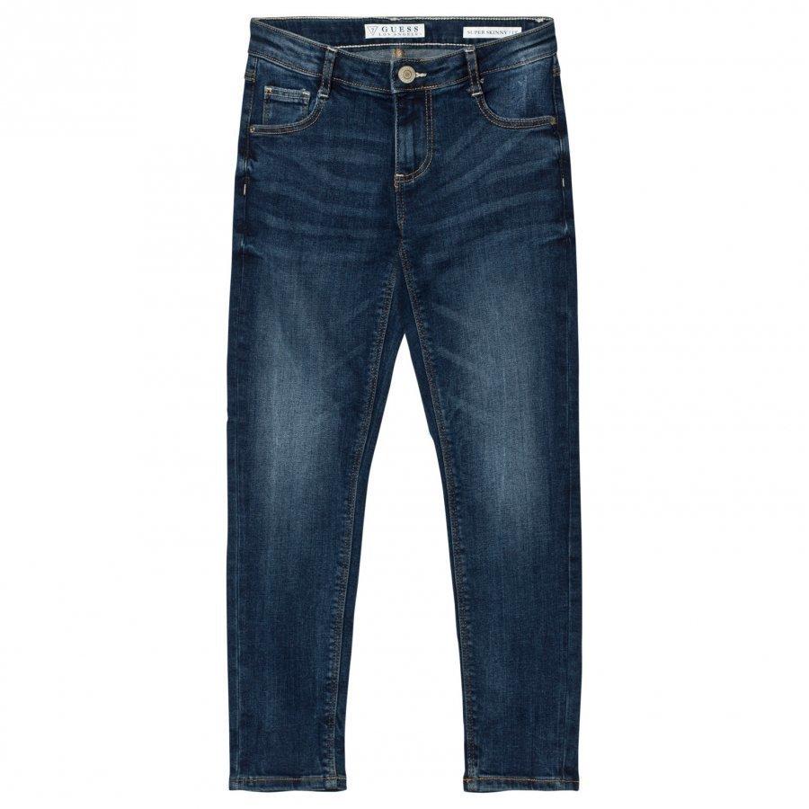 Guess Dark Wash Skinny Jeans Farkut