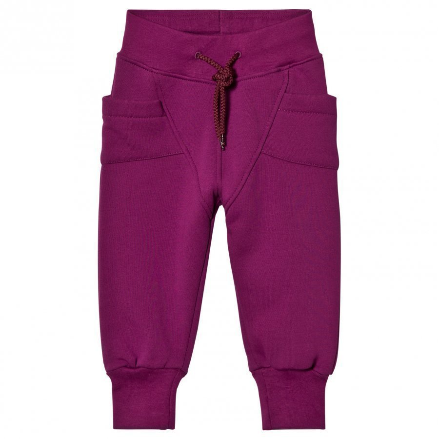 Gugguu College Baggy Pants Grape Juice Verryttelyhousut