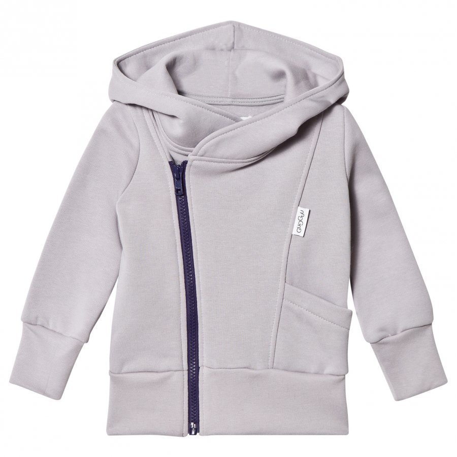 Gugguu College Hoodie Dabble Grey/Astral Aura Huppari