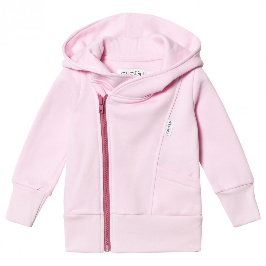 Gugguu College Hoodie Fragrant Lilac/Heather Rose Huppari