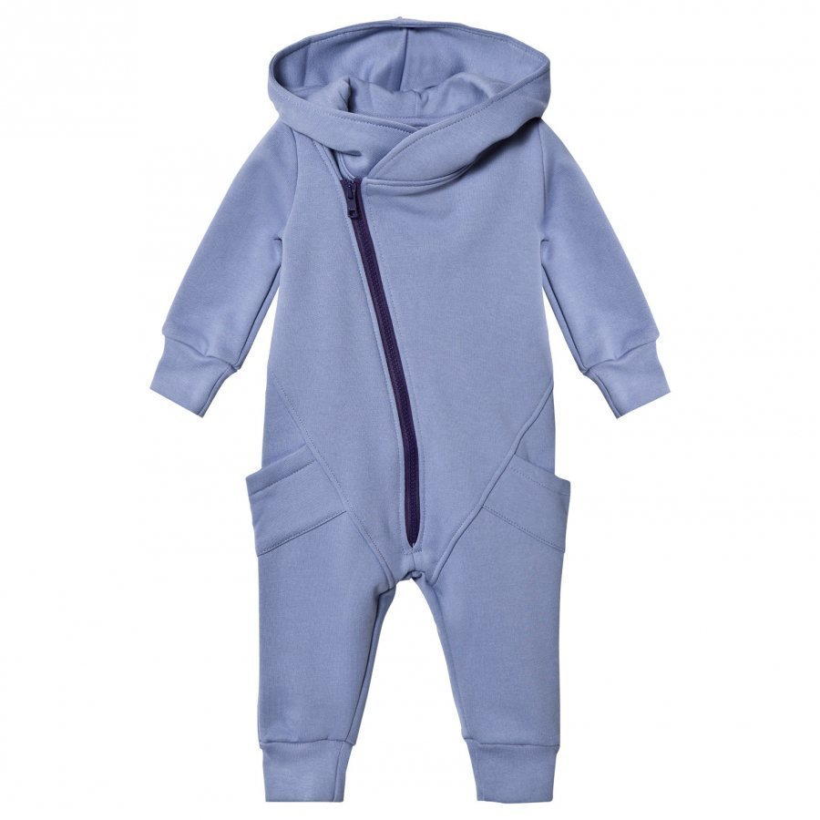 Gugguu College Jumpsuit Ice Blue/Astral Aura Potkupuku