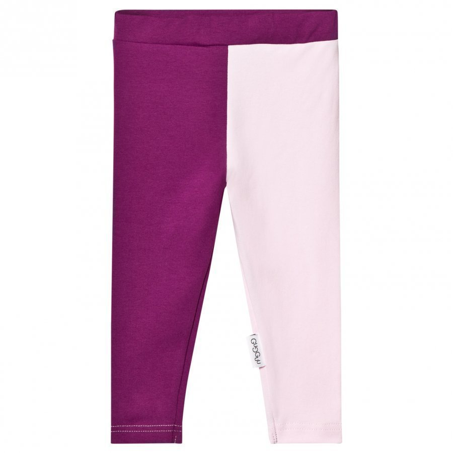 Gugguu Leggings Grape Juice/Fragrant Lilac Legginsit