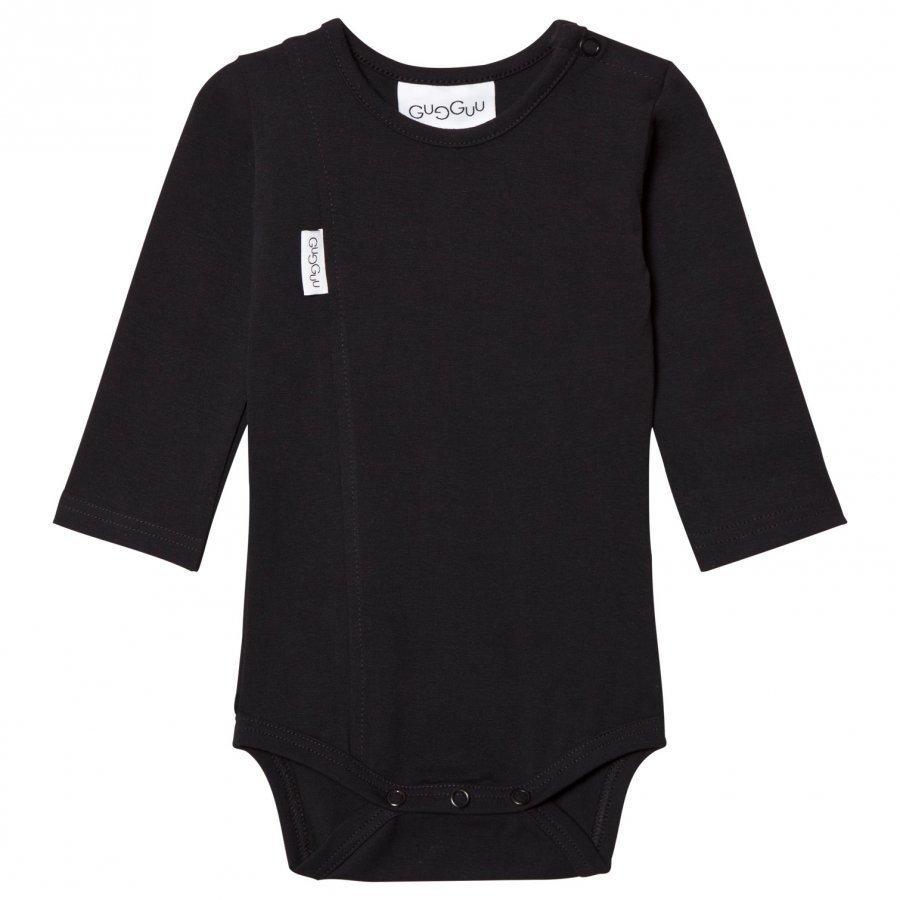 Gugguu Unisex Baby Body Black Body