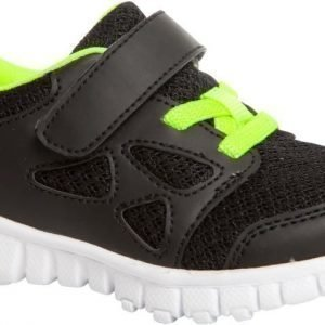 Gulliver Lenkkarit Black/Lime