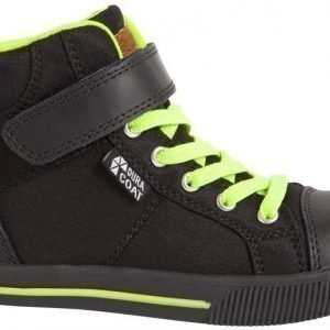 Gulliver Lenkkarit Dura Shell Black/Lime