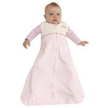 HALO® SleepSack® Puuvilla Pink Princess (Small)