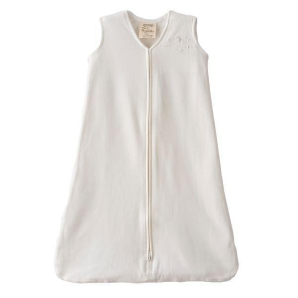 HALO® SleepSack® Puuvilla Valkoinen (Small)