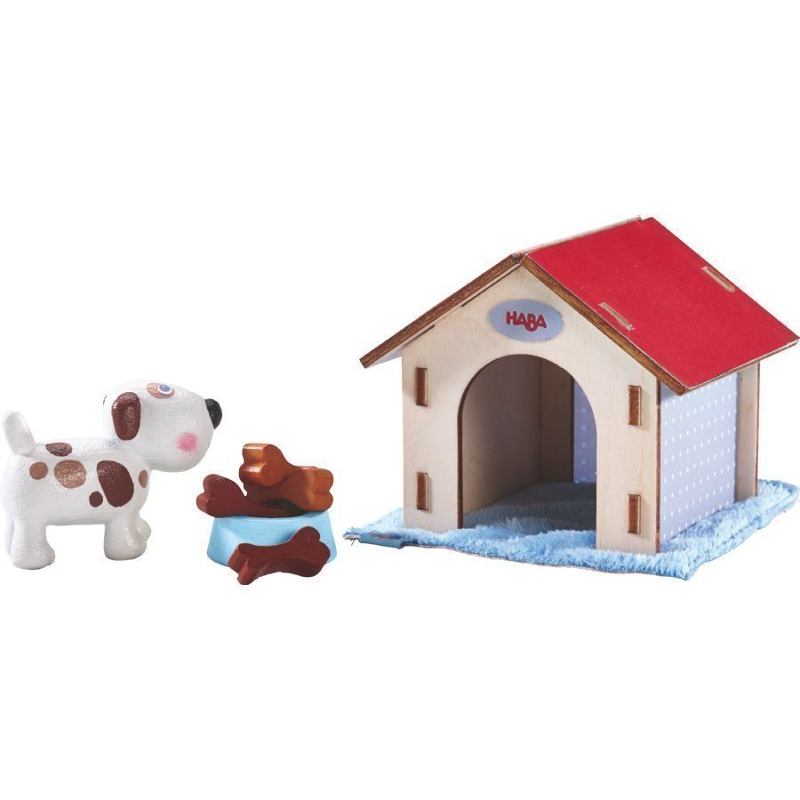 Haba Little Friends Perhe Lucky Koira 302091