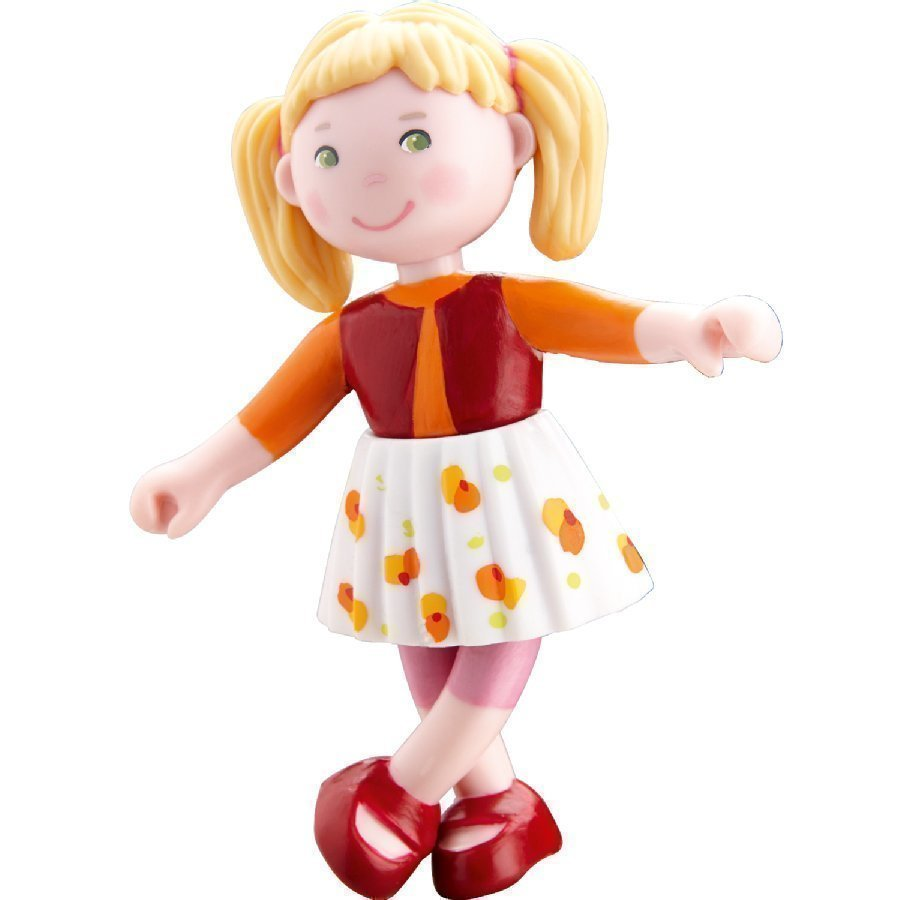 Haba Little Friends Taipuva Nukke Milla 300518
