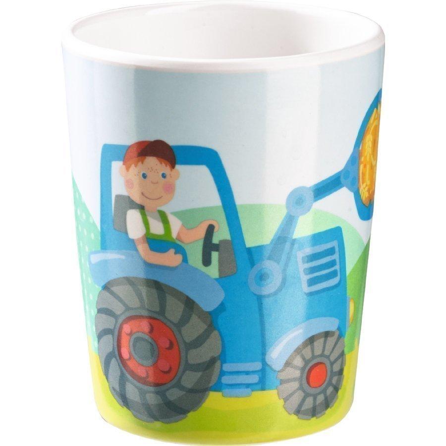 Haba Melamiinikuppi Traktori 302815