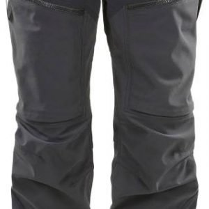 Haglöfs Rugged Mountain Pant Jr Housut Musta