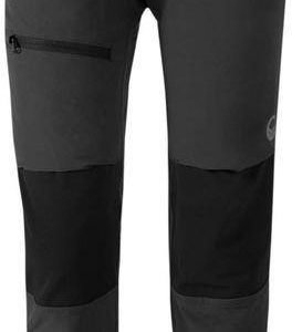 Halti Pallas Jr Pants Softshell Housut Anthracite