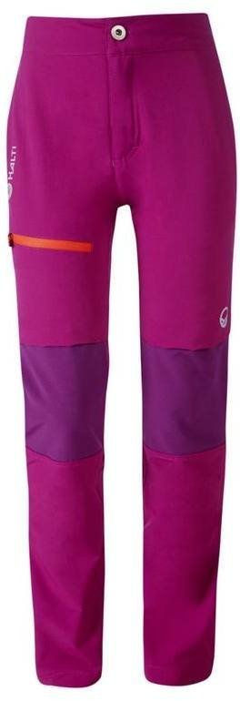 Halti Pallas Jr Pants Softshell Housut Purple